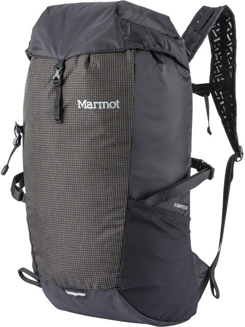 Marmot Kompressor - Sac à dos - 18l gris/noir